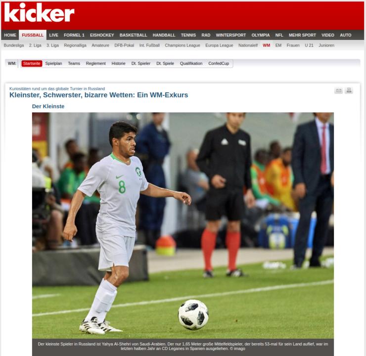 kicker.de