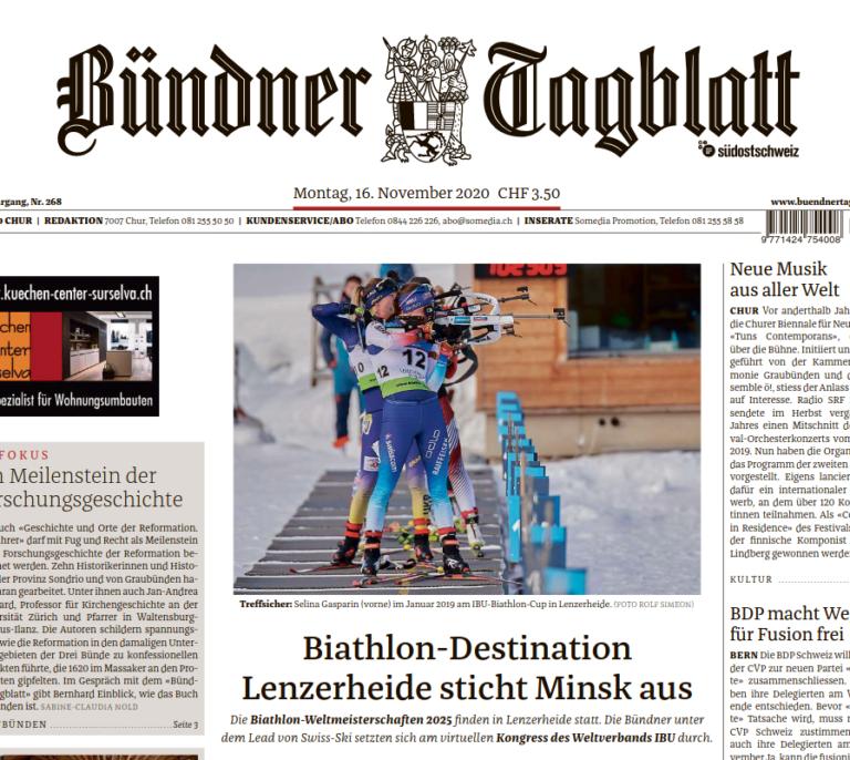 Buendner Tagblatt