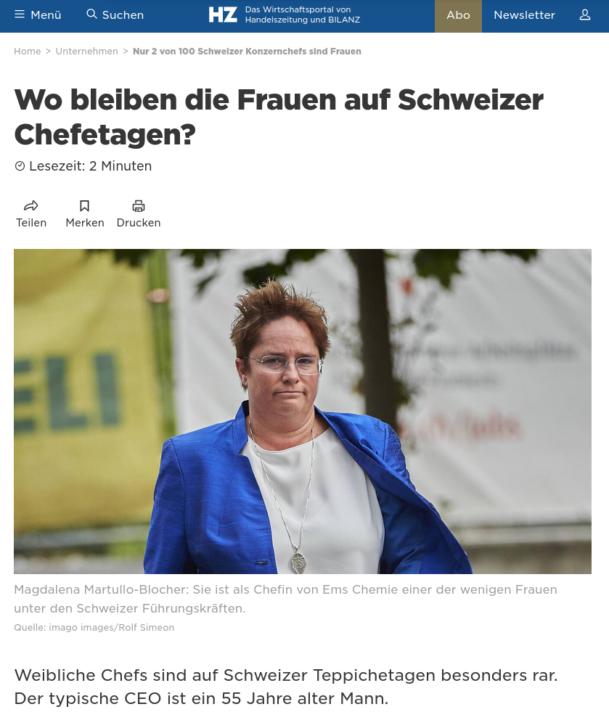 handelszeitung.ch